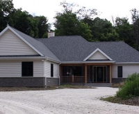 New Custom Home, Elkhart Lake