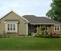New Custom Home, Sheboygan